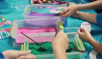 Gangway to Galilee, Concordia's 2014 VBS - Crafts