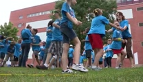 Gangway to Galilee, Concordia's 2014 VBS - Games