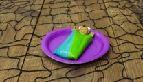 Gangway to Galilee, Concordia's 2014 VBS - Snacks
