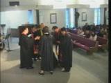 按立誓約; 按手禮; 授袍 2012年12月09日