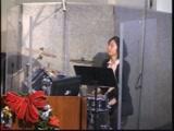 有一位神; 求主充滿我; 住在你裡面 2012年12月16日