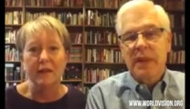Crosswalk.com: Where Is God in the Midst of Poverty? He Walks Among Us - Richard & Renee´ Stearns