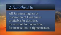 """""""All Scripture"""" (Every Word with John Bradshaw)"""