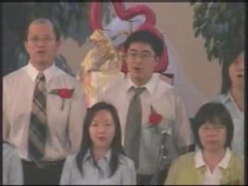 媽媽的喜歡; 越事奉越甘甜 2007年05月13日