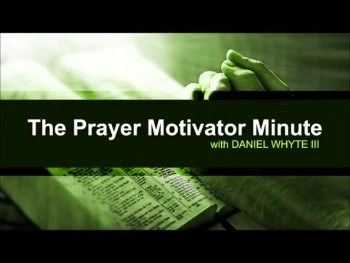 "Arthur Hildersam said: ""When thou feelest thyself most indisposed to prayer yield not to it, but strive and endeavor to pray even when thou thinkest thou canst not pray."" (The Prayer Motivator Minute #471)"