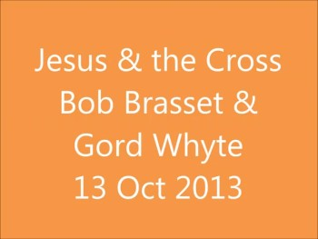 Jesus & the Cross