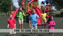 Face-to-Face - Gangway to Galilee, Concordia's 2014 VBS Song Action Video