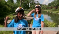 Gangway to Galilee - Gangway to Galilee, Concordia's 2014 VBS Song Action Video
