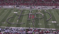 OSU Marching Band Performs a Half-Time Show You Gotta SEE To Believe