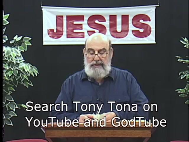 Tony Tona # 91 Self Control, Discipline.