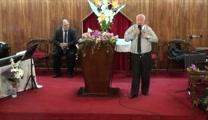 Dios nos declara justos a través de Jesus. Pastor Walter Garcia. 13-10-2013