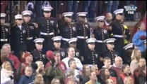 This Soldier's Rendition of God Bless America Will Give You Chills... Oh My!
