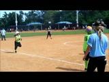 Nina softball game 10-26-13