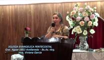 Llevando la Palabra de Dios a todo territorio. Hna. Viviana Garcia. 15-10-2013