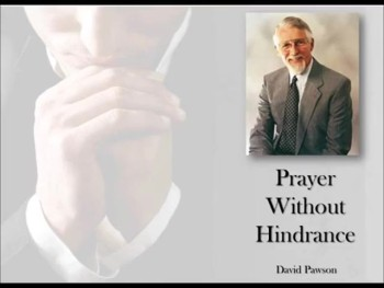 Prayer Without Hindrances