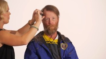 This Homeless Veteran Timelapse Will Give You Goosebumps - Amazing