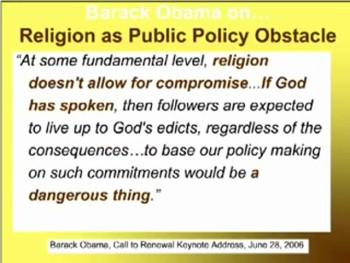 Is Barack a Progressive Christian