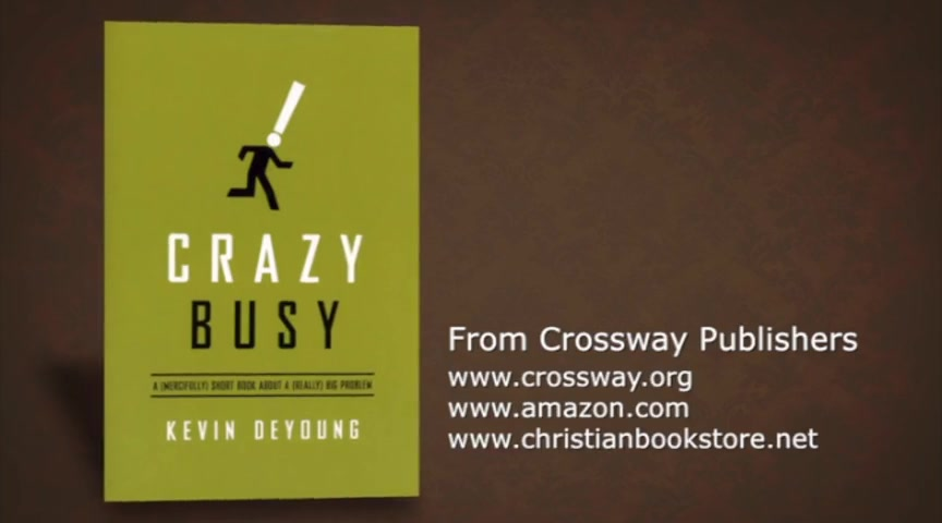 Are You Crazy Busy? You Don't Have to Be