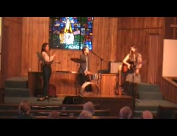 The Hubbard Girls in Concert