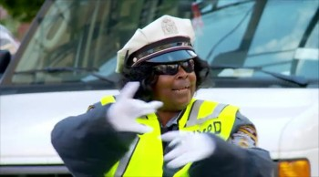 Dancing Traffic Cop Will Make You Stop and Smile