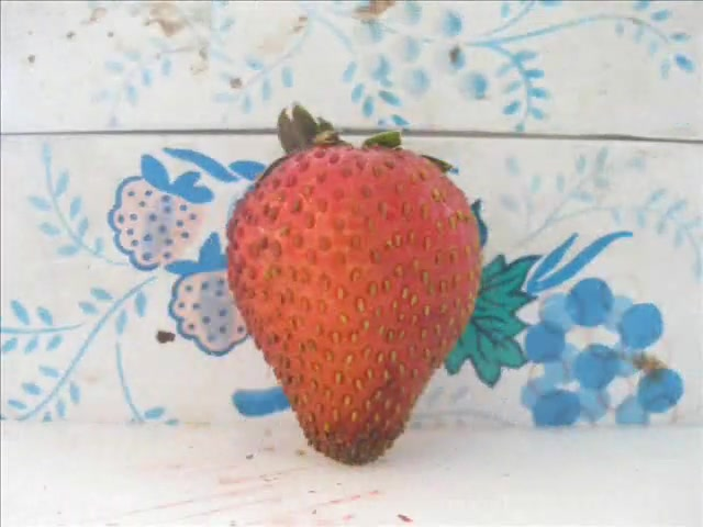 Strawberry Animation