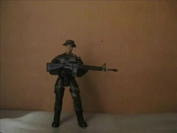 Action Figure Test Video