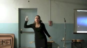 Todavía Dios No Ha Terminado - Fosforito | Performed by Kathia Cruz | Contranormal Coffee House
