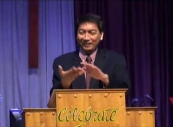 Pastor Preaching - October 27, 2013