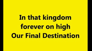Final Destination - This Hope