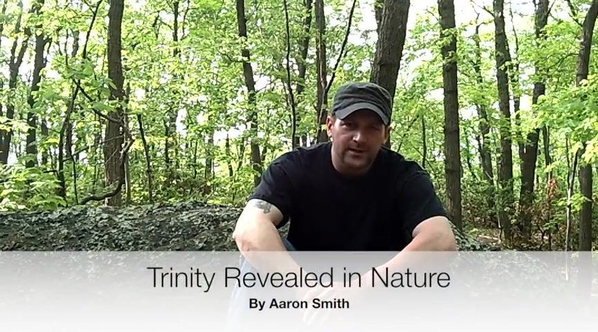 Trinity Revealed in Nature