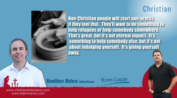 Ron Luce - ChristianInterviews.com