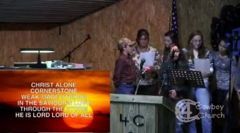 2013-11-14 Music Worship