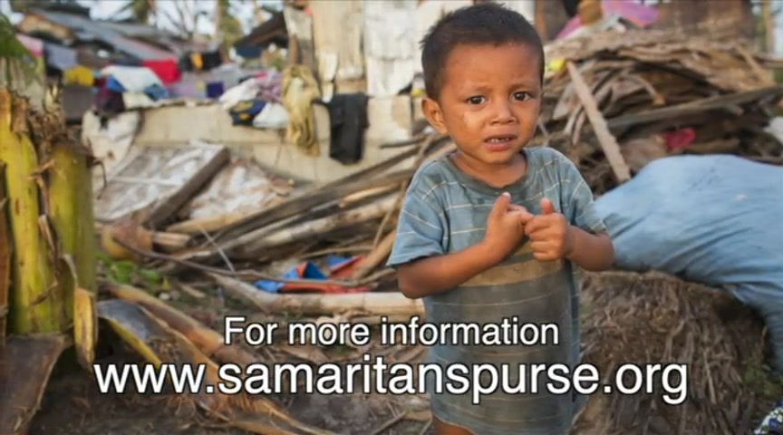 ChristianHeadlines.com: Relief Efforts Underway in Typhoon Ravaged Philippines
