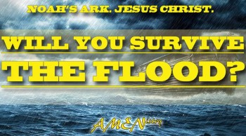 The Ark And The Cross: Refuge From God's Wrath