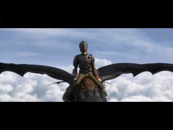 CrosswalkMovies: How to Train Your Dragon 2 Trailer