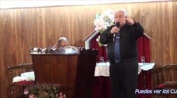 Los Dones del Espiritu Santo repartidos en la Iglesia. Pastor Walter Garcia. 27/10/2013