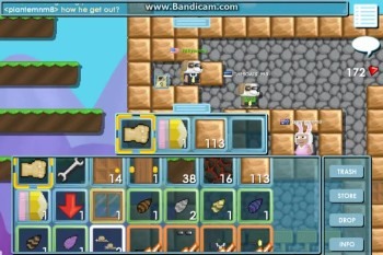 Growtopia gameplay