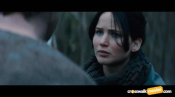 CrosswalkMovies: The Hunger Games: Catching Fire Video Movie Review