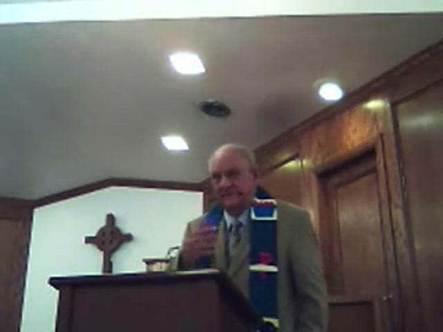 11-03-2013 Sermon
