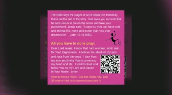 Gospel Tracts for Teenagers