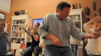 A Goofy Family Celebrates Thanksgiving in the Funniest Way
