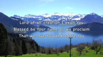 YOU ARE GOD by Relu Leleu - DEMO SONG (with lyrics) HD