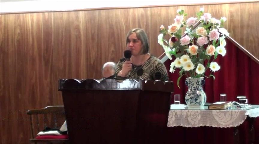 La verdadera libertad viene por el Espiritu Santo. Hna. Viviana Garcia. 29-10-2013