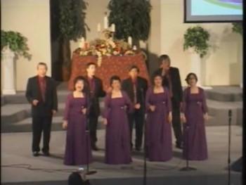 Footprints Choir/腳印聖樂團 2013年11月27日