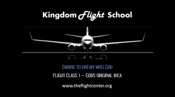 Kingdom Flight School - Gods Original Idea