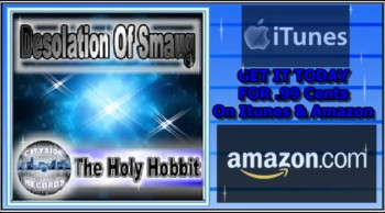 The Holy Hobbit - The Desolation Of Smaug