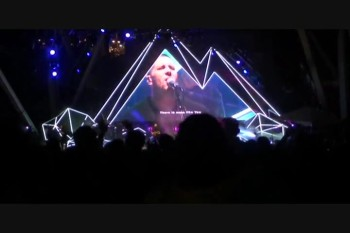 Hillsong United live in Miami.Mighty to save