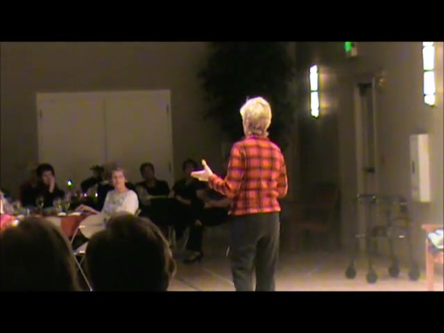 Funny Female Christian Comedian Sally Edwards