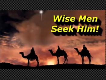Randy Winemiller - Wise Men Seek Him!