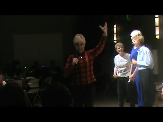Hilarious Audience Participation - Sally Edwards